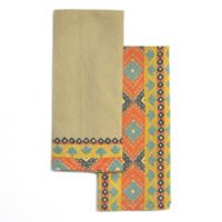 Dresden Southwest-Inspired Kitchen Towels (Set of 2)