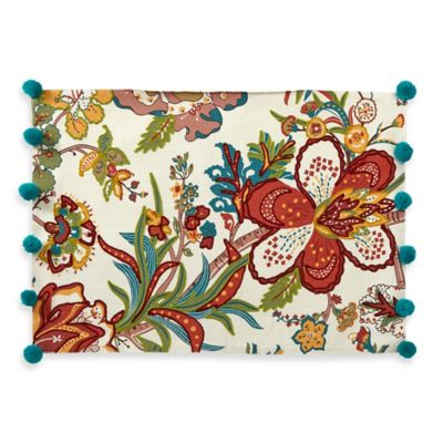 Buy Floral Placemats From Bed Bath Amp Beyond