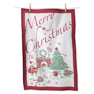 buy christmas towels from bed bath beyond