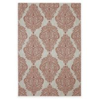 Karastan Pacifica Emerson 5-Foot 3-Inch x 7-Foot 10-Inch Area Rug in Beige