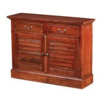 Sterling Industries Kurman Wood Chest in Mahogany