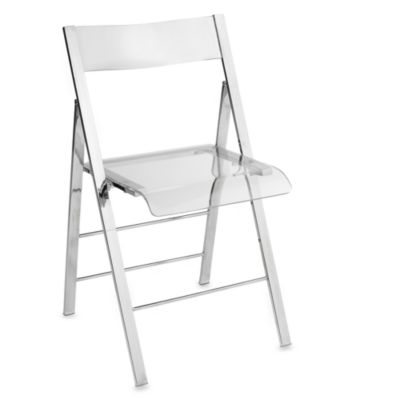 Lucite Folding Chair Bed Bath Beyond