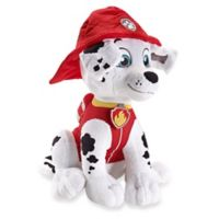 PAW Patrol™ Marshall Throw Pillow in Red/White