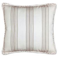HiEnd Accents Las Cruces II European Pillow Sham in Tan