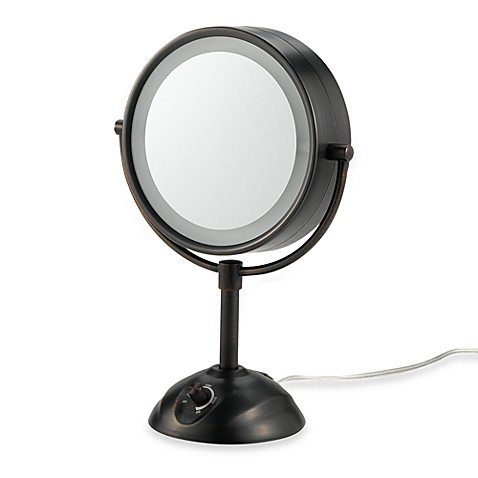 Illuminated Mirror Bed Bath And Beyond