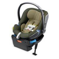 GB Idan Infant Car Seat with Load Leg Base in Lizard Khaki