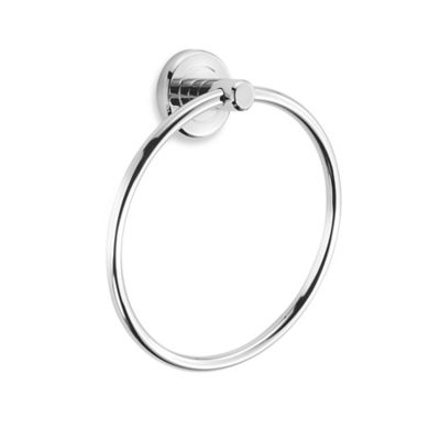 Gatco® Latitude II Towel Ring In Chrome