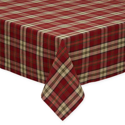 Buy 60 Inch X 84 Inch Oblong Tablecloth From Bed Bath Amp Beyond