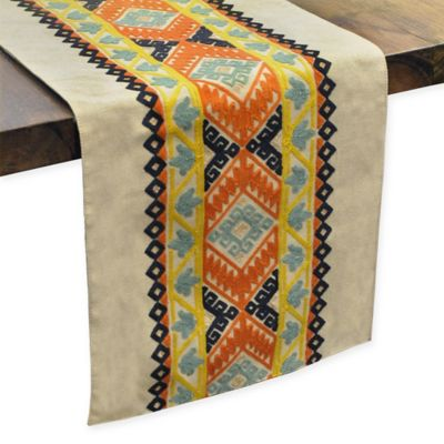 Dresden Southwest Inspired 72 Inch Table Runner