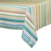 Ava Stripe 60-Inch x 120-Inch Oblong Tablecloth