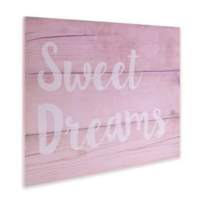 Dream Wall Decor buy distressed wood wall decor from bed bath & beyond