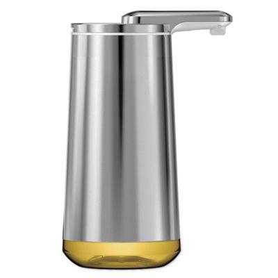 simplehuman foam cartridge sensor pump dish soap dispenser