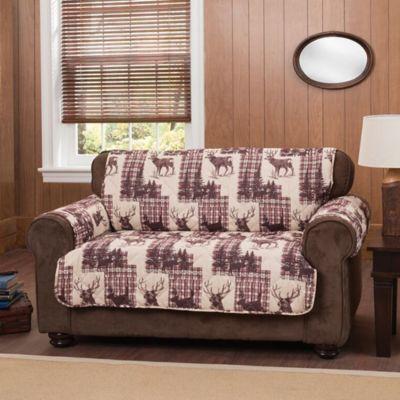 Amazing Woodlands Waterproof Sofa Protector