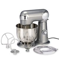 CuisinArts™ 5.5 qt. Stand Mixer in Brushed Chrome