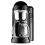 KitchenAid® 12-Cup Coffee Maker with 1-Touch Brewing