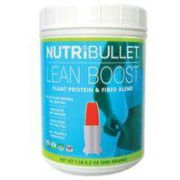 NutriBullet® Lean Boost™ Plant Protein and Fiber Blend