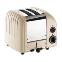 Dualit® NewGen 2-Slice Toaster in Utility Cream