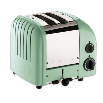 Wonderful Dualit® NewGen 2 Slice Toaster Mint Green