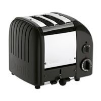 Dualit® NewGen 2-Slice Toaster in Matte Black