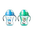 Tommee Tippee® 2-Pack 8 oz. Trainer Sippee Cups in Assorted Colors