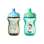 Tommee Tippee® 2-Pack 10 oz. Sportee Bottles in Assorted Colors