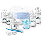Philips Avent Essentials Newborn or Preemie Anti-Colic Bottle Set