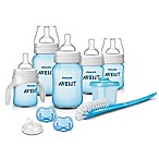 Phillips Avent Newborn Anti-Colic Bottle Starter Set in Blue
