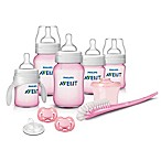 Philips Avent Anti-Colic Newborn Starter Set in Pink