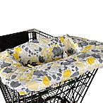 Balboa Baby® Shopping Cart and High Chair Cover in Yellow Floral