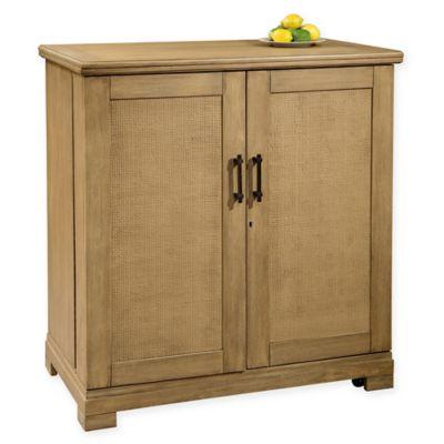 howard miller walker bay wine and bar storage cabinet