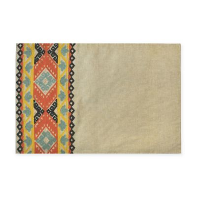 Dresden Southwest Inspired Placemat