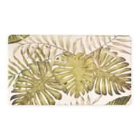 Tropical 18-Inch x 30-Inch Cushioned Kitchen Rug