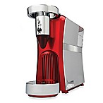 Bialetti® DIVA Single Serve Espresso Machine in Red