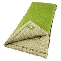 Coleman® Green Valley Sleeping Bag in Green