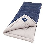 Coleman® Brazos Sleeping Bag in Blue