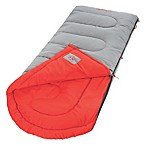 Coleman Dexter Point Sleeping Bag in Grey