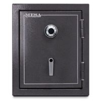 Mesa Safe Company MBF2020C 4.1-Cubic Foot Burglary & Fire Safe with Combination Lock