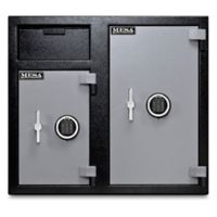Mesa Safe Company MFL2731EE 2-Compartment Depository Safe
