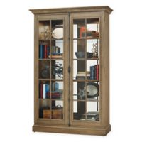 Howard Miller Clawson Cabinet in Natural