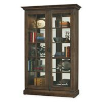 Howard Miller Clawson Cabinet in Brown