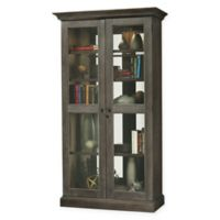 Howard Miller® Lennon III Cabinet in Dark Brown