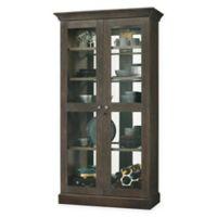 Howard Miller® Densmoore Cabinet in Dark Brown