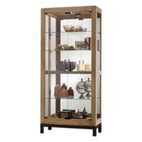 Howard Miller® Quinn Cabinet in Natural