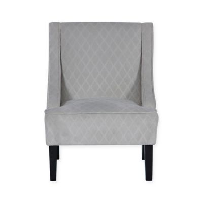 pulaski wembly accent chair in grey buy living room
