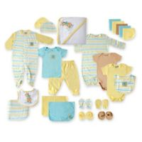 Baby Vision® Luvable Friends 24-Piece Deluxe Gift Cube in Yellow