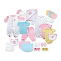 Baby Vision® Luvable Friends® 24-Piece Deluxe Gift Cube