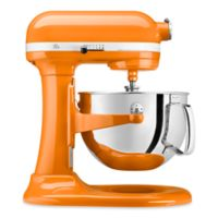 KitchenAid® Professional 600™ Series 6-Quart Bowl Lift Stand Mixer in Tangerine