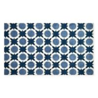 Loloi Rugs Piper 2-Foot x 3-Foot Accent Rug in Denim