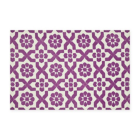 purple bedrooms pictures loloi rugs piper rug in plum fairies bed bath amp beyond 12978