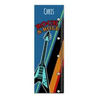 Rock & Roll Canvas Growth Chart